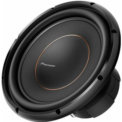 "Pioneer TS-D12D4 600 watts 12"" Car Subwoofer - Installations Unlimited"