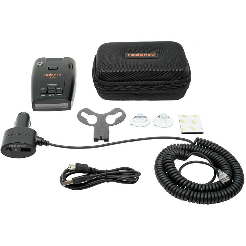 Radenso XP (Radar Detectors - Dashmount) - Installations Unlimited