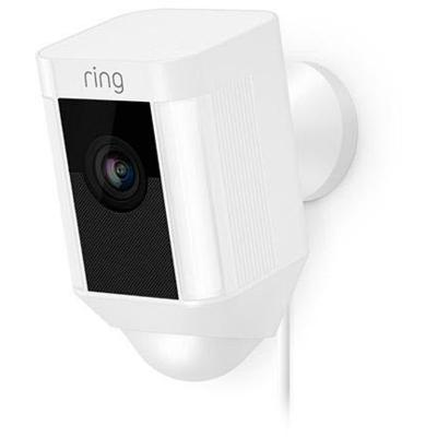 Ring Spotlight Cam Wired (W) - Installations Unlimited