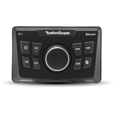 Rockford Fosgate PMX-0 - Punch Marine Ultra Compact Digital Media Receiver - Installations Unlimited