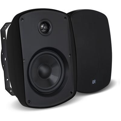 Russound 5B65-B Outdoor Speaker, Black - Installations Unlimited
