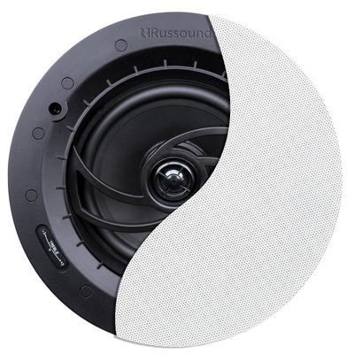 Russound RSA-635 Indoor/Outdoor In-Ceiling Speaker, White - Installations Unlimited