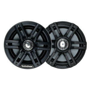 "M2 6.5"" Color Optix™ Marine 2-Way Speakers - Black"