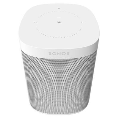 Sonos One (Gen 2) (W) Multi-room Wireless Speaker, White - Installations Unlimited