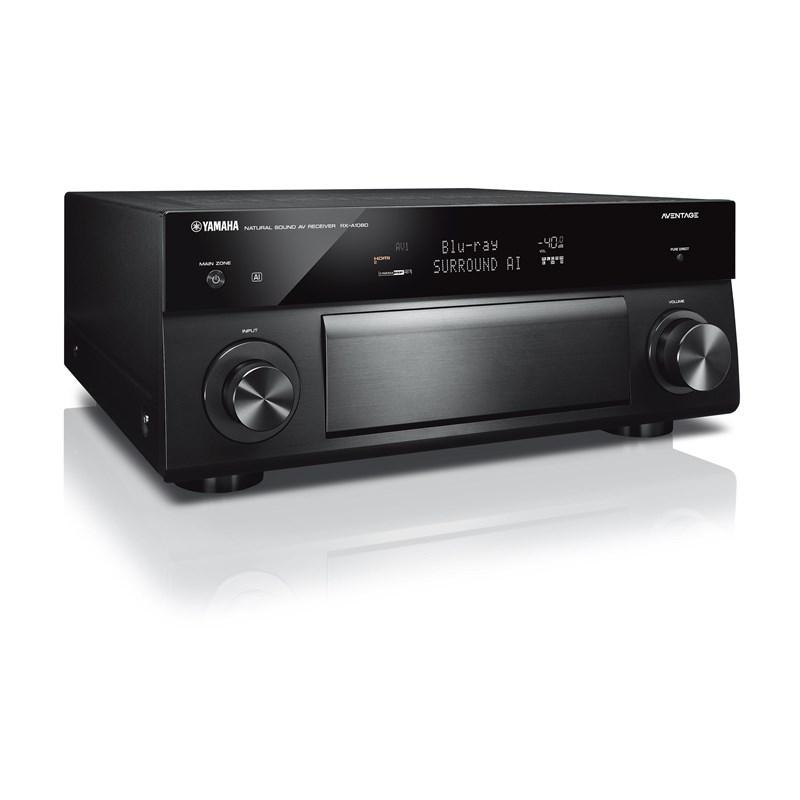 Yamaha RX-A1080 7.2-Channel 4K Home Theatre Receiver - Installations Unlimited