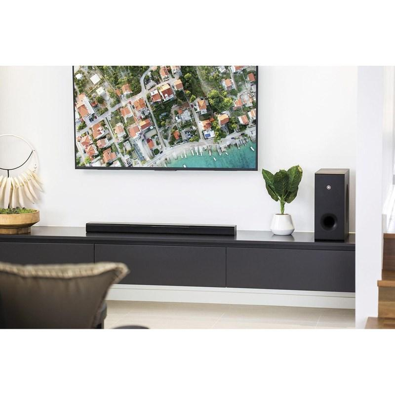 Yamaha MusicCast BAR 400 Sound bar with Built-in Wi-Fi and Bluetooth - Installations Unlimited