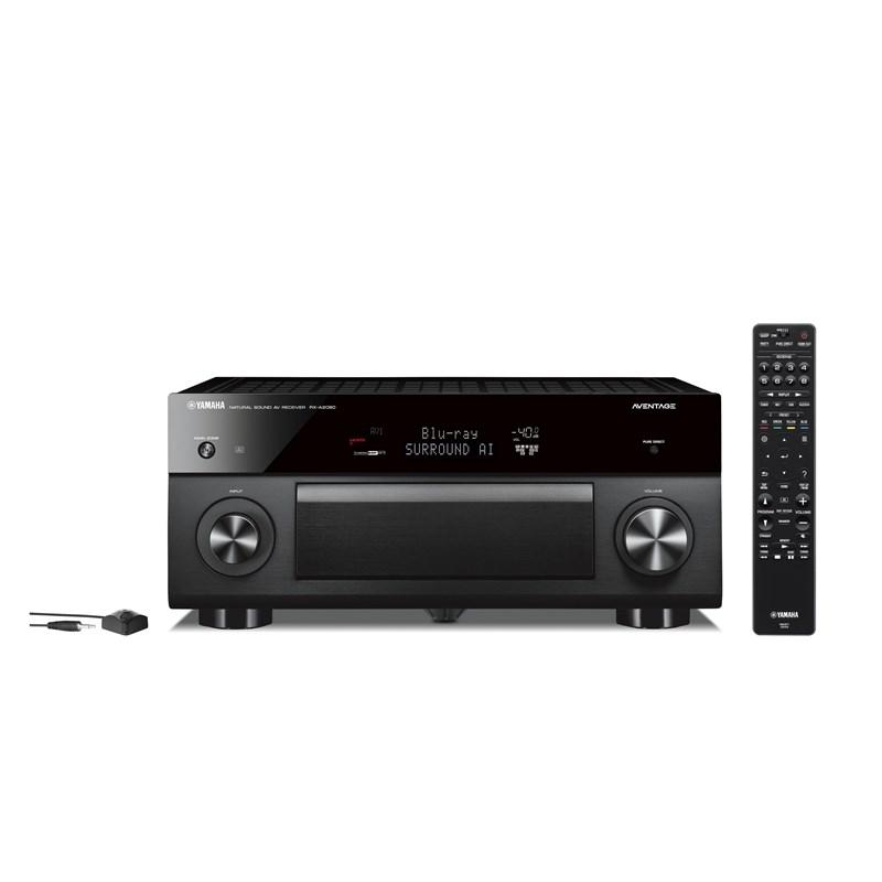 Yamaha RX-A2080 9.2-Channel 4K Home Theatre Receiver - Installations Unlimited
