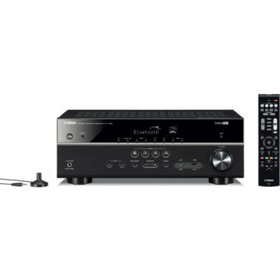 Yamaha RX-V385 5.1-Channel 4K Home Theatre Receiver - Installations Unlimited