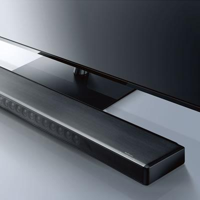 Yamaha YSP-2700 (B) 7.1-Channel Sound Bar with Wi-Fi and Bluetooth - Installations Unlimited