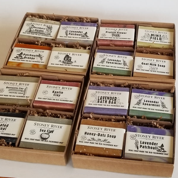 soaps pack, soaps gift box