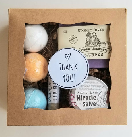 Gift for her, bath  and body gift set
