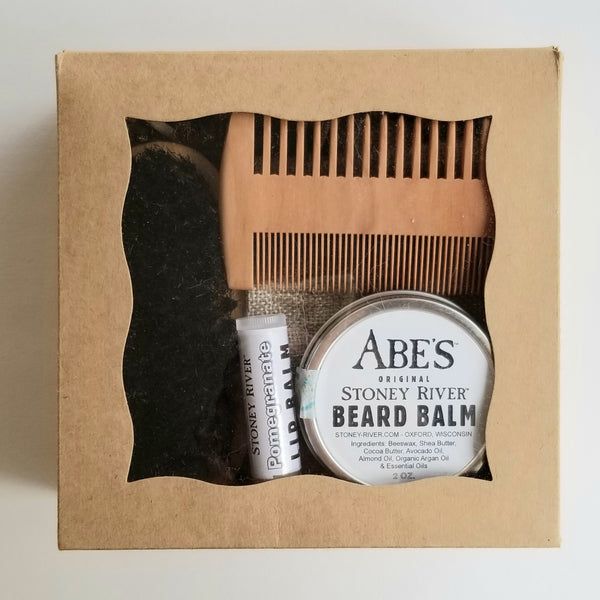 Beard care gift set for Dad, husband, boyfriend