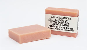 Patchouli Clove Ginger Soap