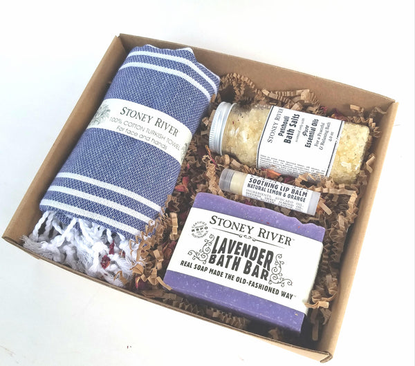 GIFT SET, gift box for women, turkish organic cotton towel, face hands towel, bath,birthday gift mom, bridesmaid,girlfriend, natural spa