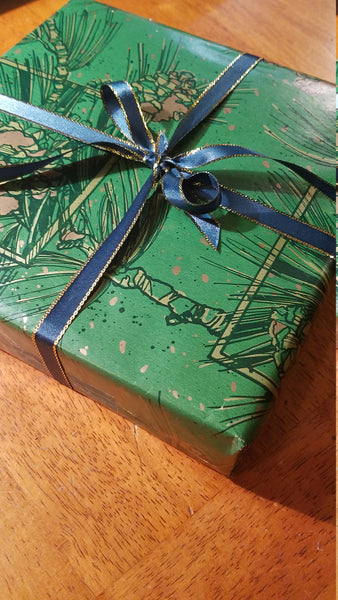 Gift Wrapping and Card with Personal Message