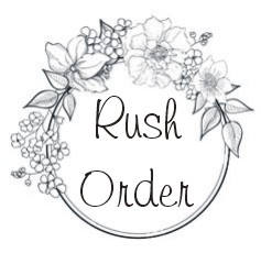 Rush order add on.