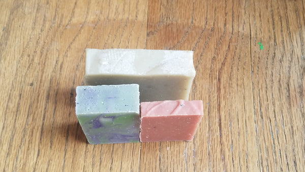 90 -1 oz soap favors