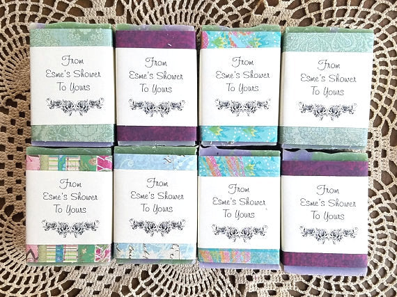 70 -1 oz soap favors