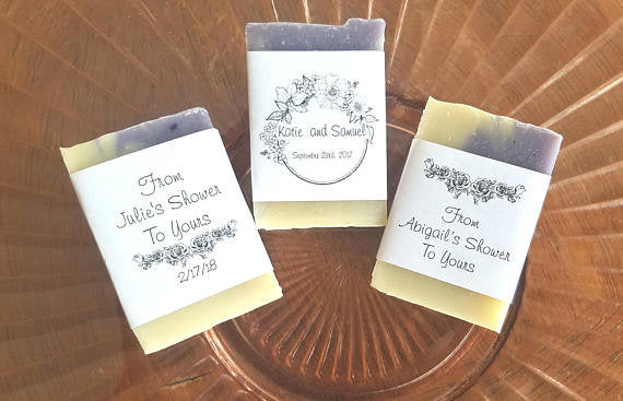 30 -1 oz soap favors