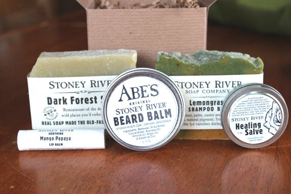 Soap Gift Box for him, boyfriend Gift,  gift, husband gift, anniversary gifts, for men