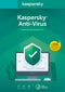 Kaspersky Anti-Virus / 1 año / Base
