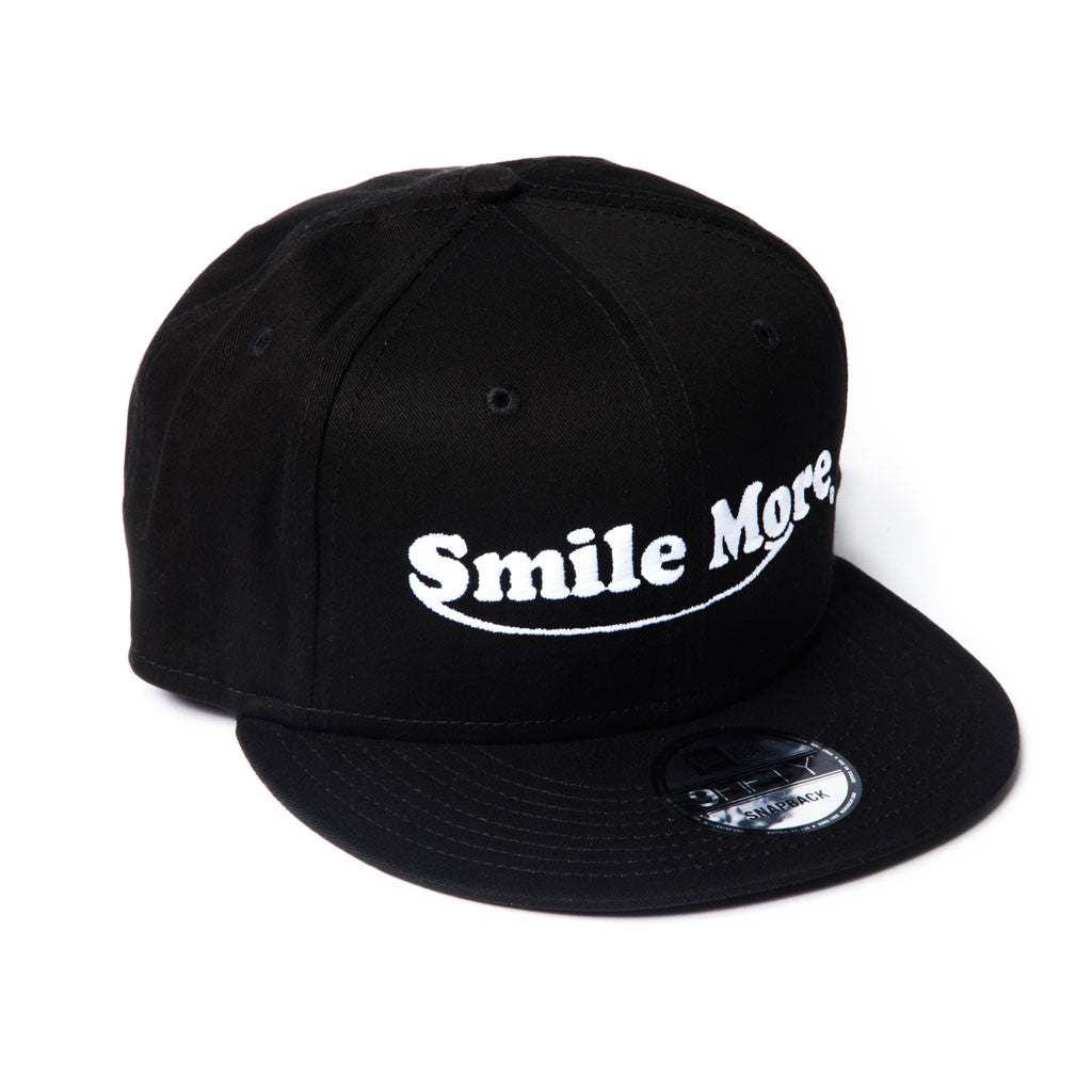 Smile More Black Hat