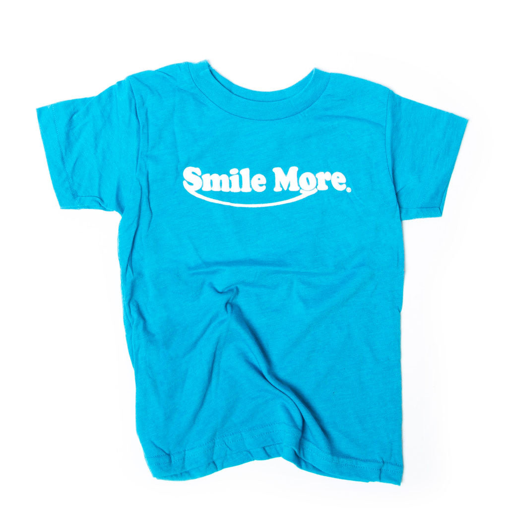 Smile More T-Shirts (Toddlers)
