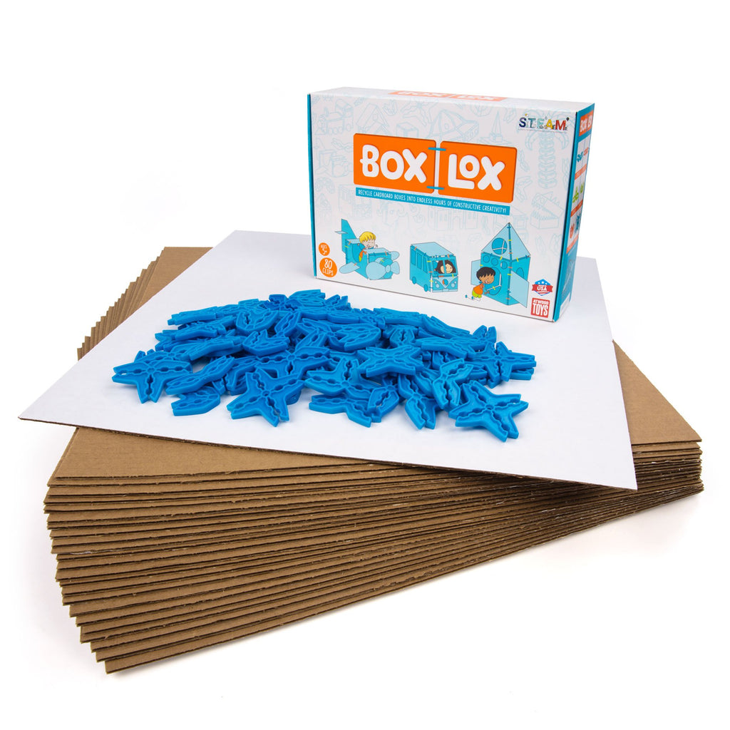 Box Lox Kit - Blue
