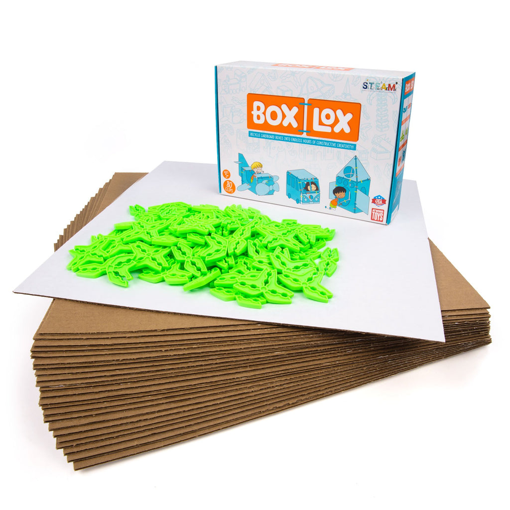 Box Lox Kit - Neon Green