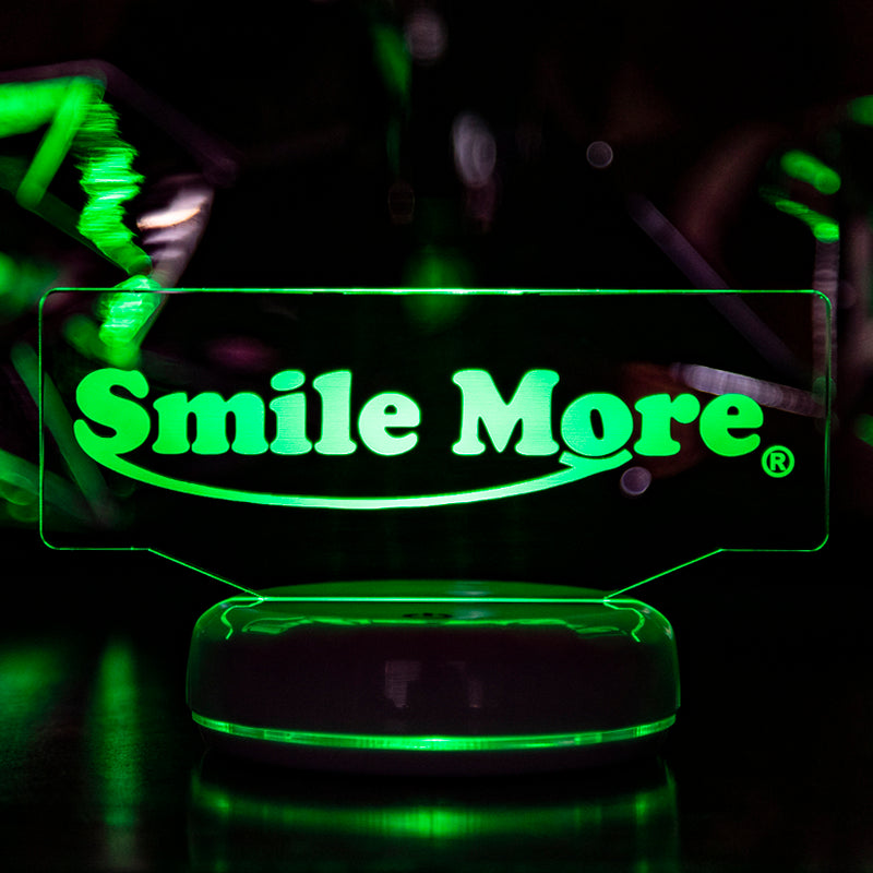 Smile More LED Light