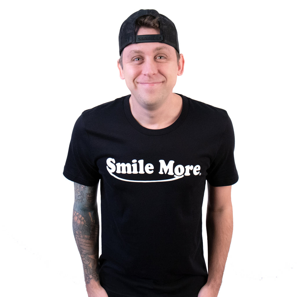 Smile More Classic T (Men's)