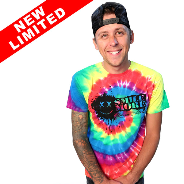 Summer Splash Tie Dye (All sizes)