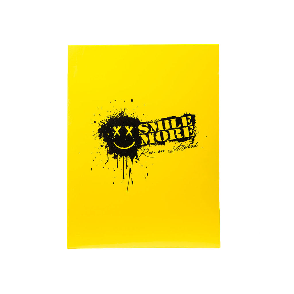 Smile More Folder Pack