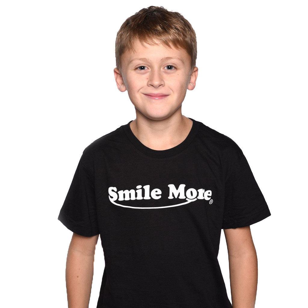 Smile more t shirts kids the smile more store for More com
