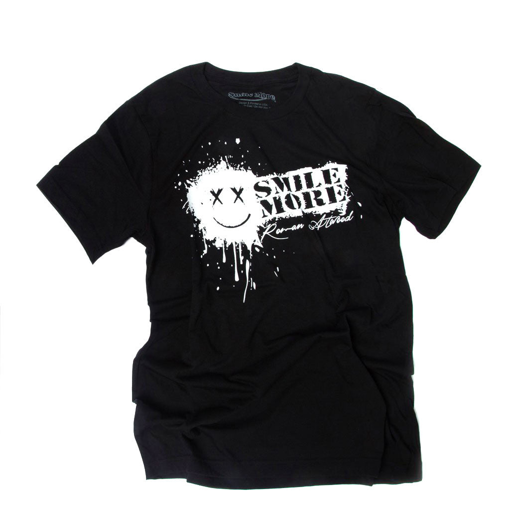 NEW Men's Smile More Shirt