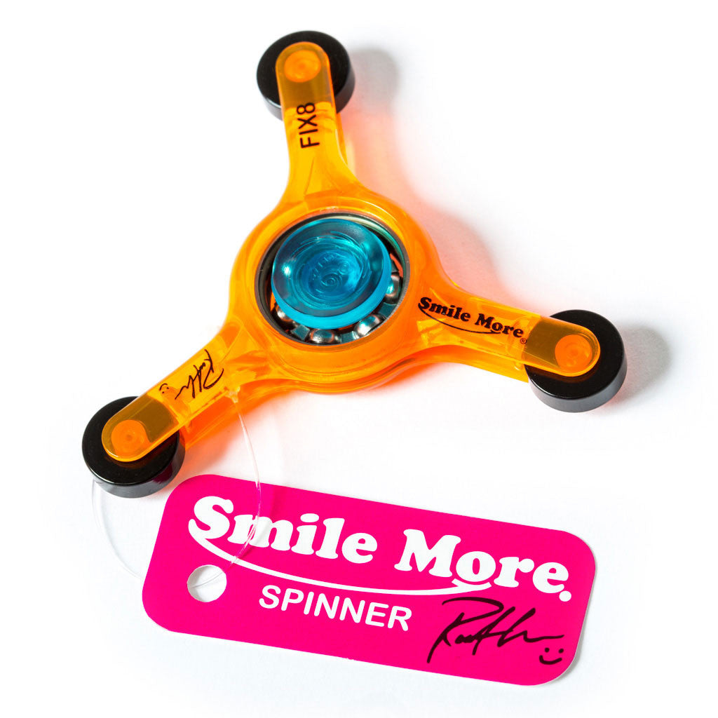 Smile More Fidget Spinners Collection #1