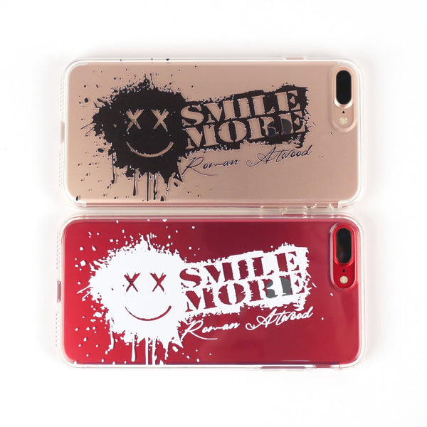 iPhone Smile More Phone Cases
