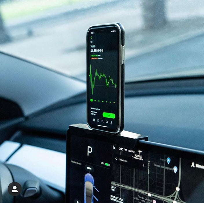 3Y Cradle-Free Phone Mount | Tesla Model 3/Y - S3XY Models
