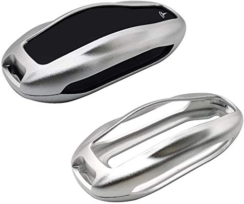 Premium Aluminum Metal Key Fob Case | Tesla Model S/ 3/ Y - S3XY Models