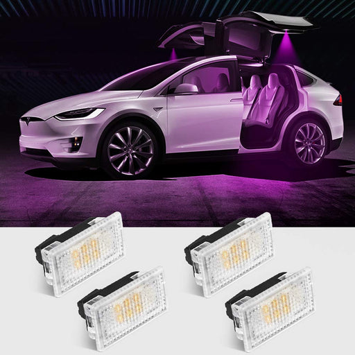Tesla Model X/S/3 Trunk & Frunk Lamp - S3XY Models
