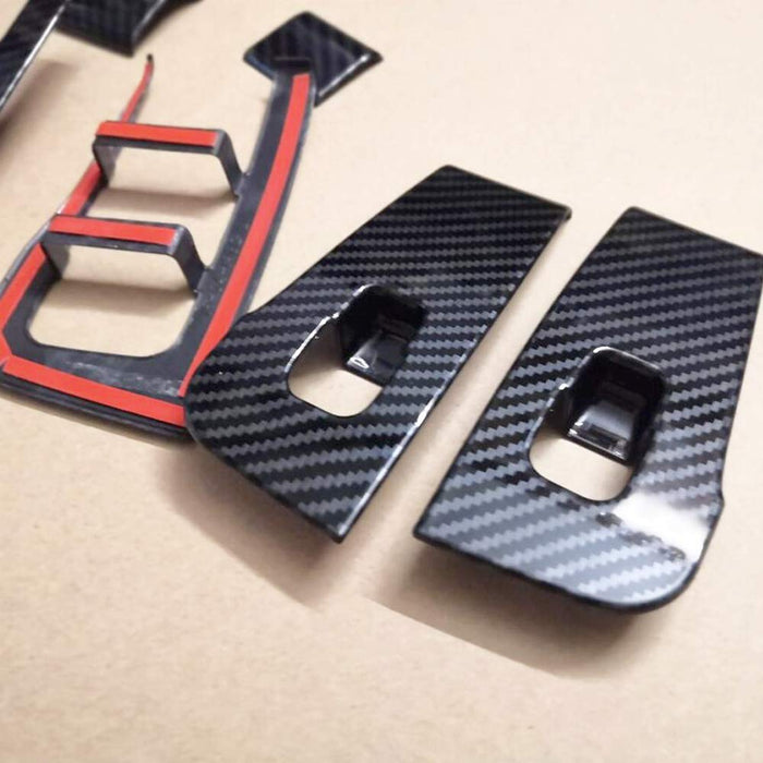 Carbon Fiber Window Switch Panel Trim | Tesla Model 3/Y - S3XY Models