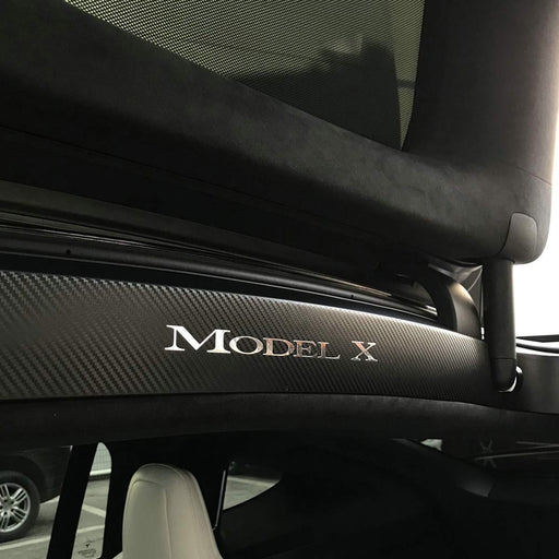 Eagle Wing Door Sill Wraps | Tesla Model X - S3XY Models