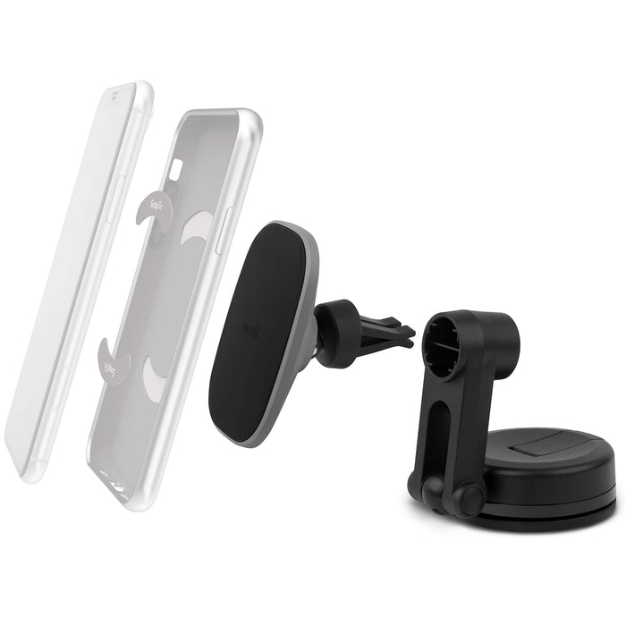 Moshi Universal Car Mount Phone Holder | Tesla Model S/3/X/Y - S3XY Models