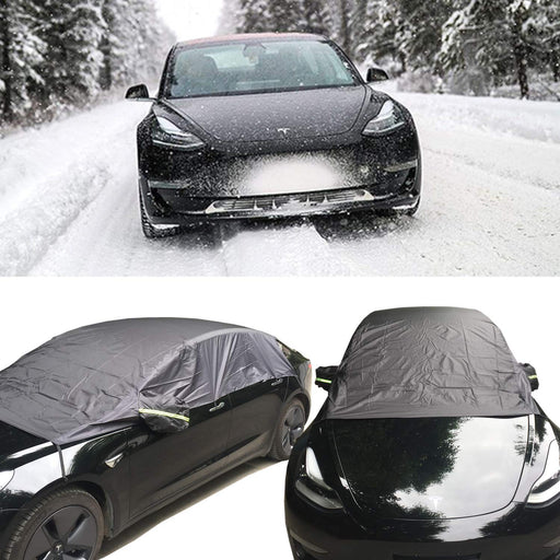 Windshield Snow Cover | Tesla Model 3 - S3XY Models