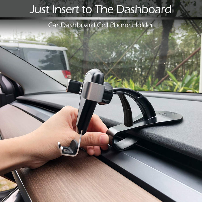 Dashboard Phone Mount | Tesla Model 3 & Y - S3XY Models