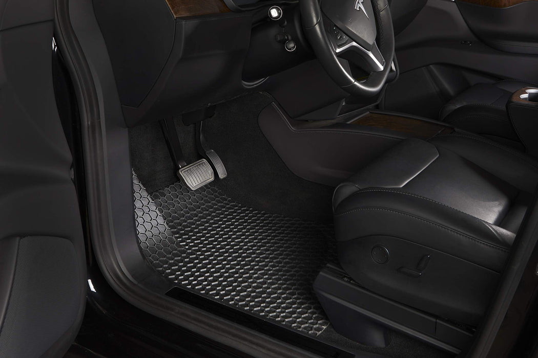 All-Weather Floor Mats (Complete Set) | Tesla Model X (5 Seater) Aug 2020/2021