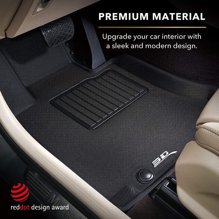 3D MAXpider All-Weather Floor Mats | Tesla Model 3 2020 - S3XY Models