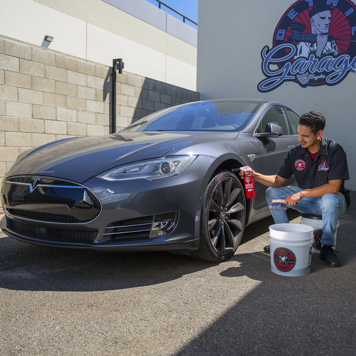Tesla Car Washing Products