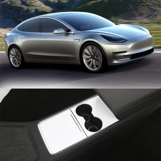 2021 Center Console Wrap | Tesla Model 3 & Y