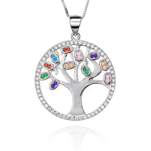 Collar Tree of Colour